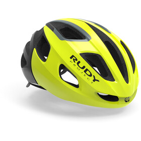 Rudy Project Strym Bike Helmet yellow